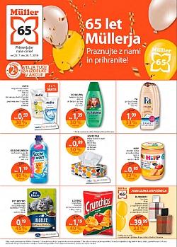Muller katalog drogerija do 28. 07.