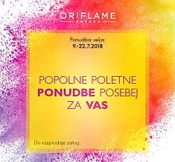 Oriflame mini katalog do 22. 07.