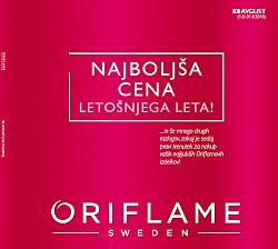 Oriflame katalog 08/18