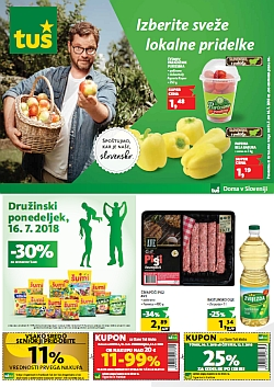 Tuš katalog trgovina in franšize do 16. 07.