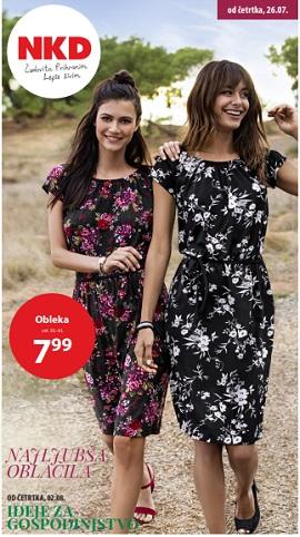 NKD katalog Najljubša oblačila