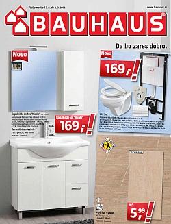 Bauhaus katalog avgust 2018