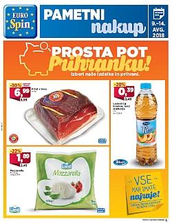 Eurospin katalog do 14. 08.