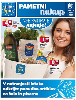 Eurospin katalog do 22. 08.