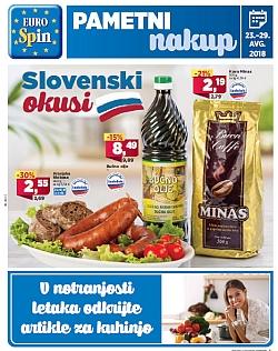 Eurospin katalog do 29. 08.