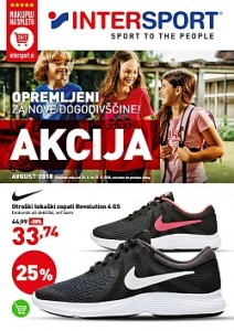 Intersport katalog do 11. 09.