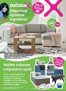 Momax katalog Otvoritev spletne trgovine