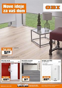 OBI katalog Nove ideje za vaš dom