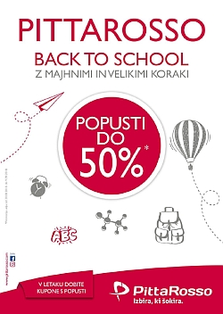 PittaRosso katalog Nazaj v šolo do 09. 09.