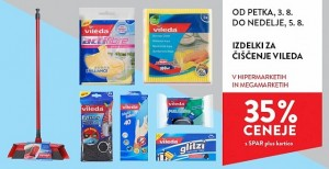 Spar in Interspar vikend akcija do 05. 08.