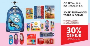 Spar in Interspar vikend akcija do 02. 09.