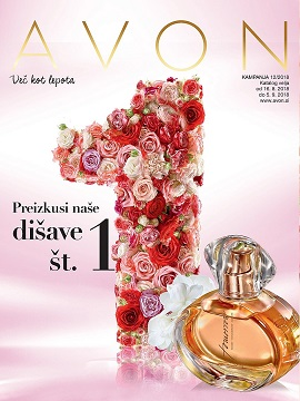 Avon katalog 12 2018
