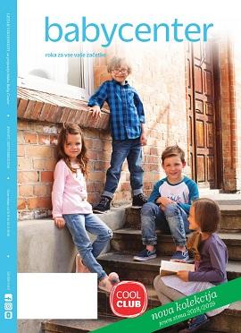 Baby Center katalog Roka za vse vaše začetke