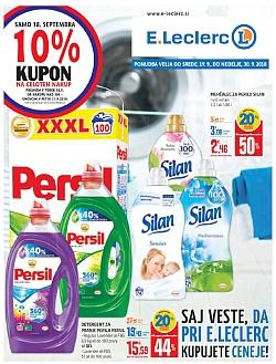E Leclerc katalog Maribor do 30. 09.