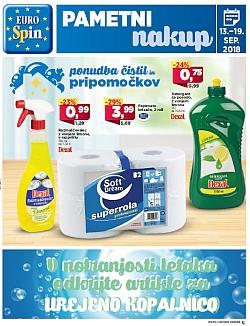 Eurospin katalog do 19. 09.