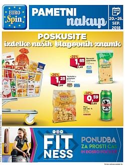 Eurospin katalog do 26. 09.