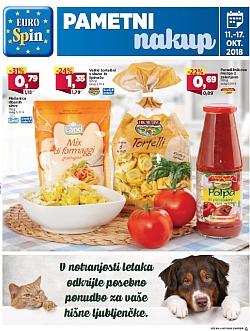 Eurospin katalog do 17. 10.
