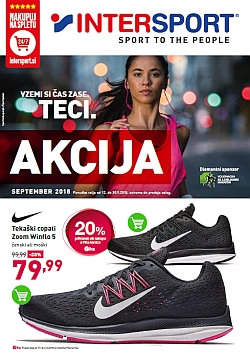 Intersport katalog september 2018