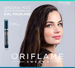 Oriflame katalog september 2018