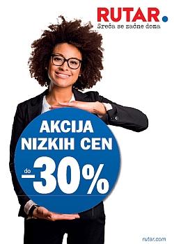 Rutar katalog Akcija nizkih cen do 29. 09.