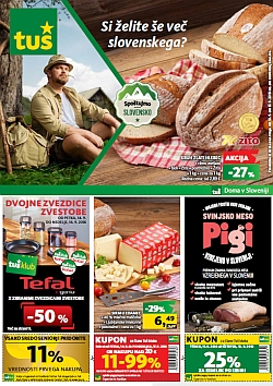 Tuš katalog trgovine in franšize do 17. 09.