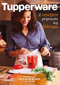 Tupperware katalog do 30. 09.