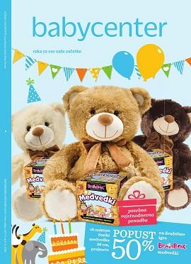 Baby Center katalog september oktober