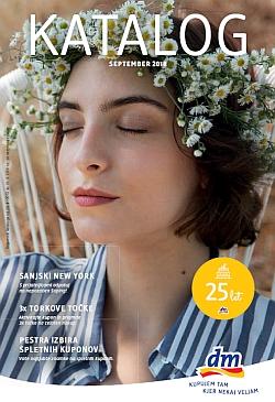 DM katalog september 2018