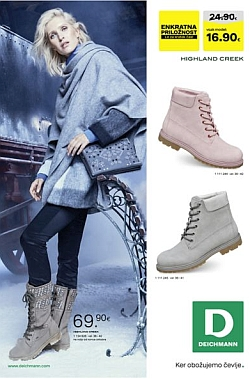 Deichmann katalog do 28. 10.