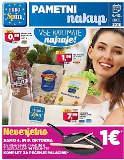 Eurospin katalog do 10. 10.