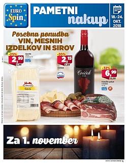 Eurospin katalog do 24. 10.
