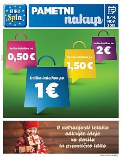 Eurospin katalog do 14. 11.