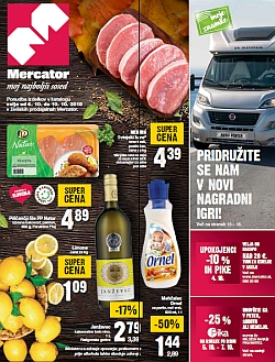 Mercator katalog do 10. 10.