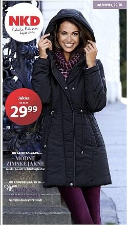 NKD katalog Modne zimske jakne