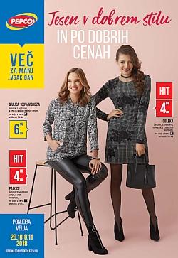 Pepco katalog Jesen v dobrem stilu