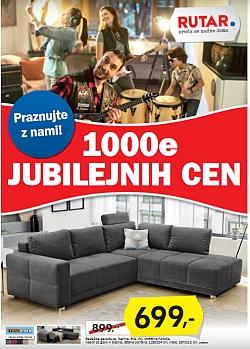 Rutar katalog 1000e jubilejnih cen do 20. 10.