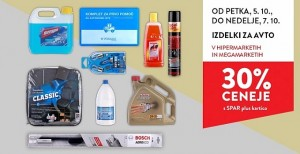 Spar in Interspar vikend akcija do 07. 10.