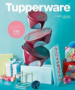 Tupperware katalog Božič 2018