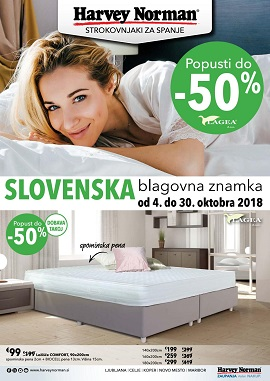 Harvey Norman katalog spanje
