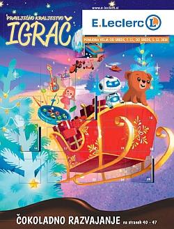 E Leclerc katalog Pravljično kraljestvo igrač