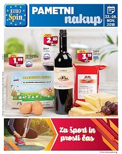 Eurospin katalog do 28. 11.