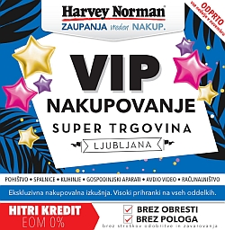 Harvey Norman katalog Ljubljana do 20. 11.