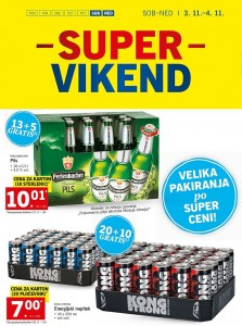 Lidl super vikend do 04. 11.