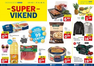 Lidl super vikend do 18. 11.