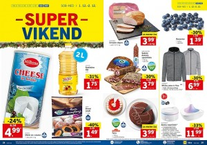 Lidl super vikend do 02. 12.