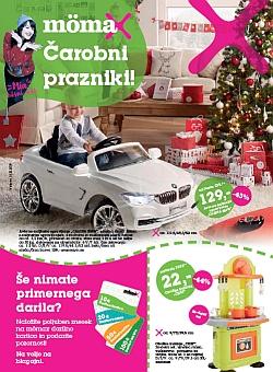 Momax katalog Čarobni prazniki do 15. 12.