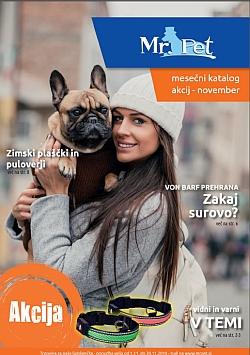 Mr Pet katalog november 2018