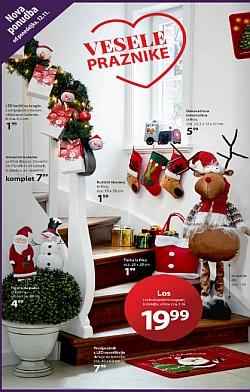 NKD katalog Vesel praznike od 12. 11.
