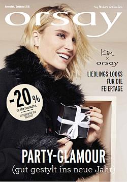 Orsay katalog Zima 2018