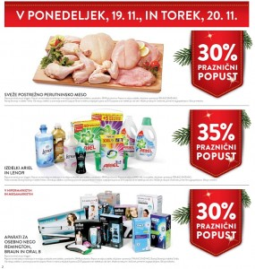 Spar in Interspar akcija do 20. 11.